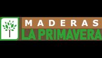 Logotipo de la empresa maderera - Maderas La Primavera